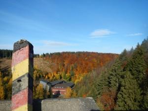Harz - am Eckerstausee
