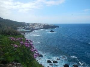 Küste bei Las Aguas