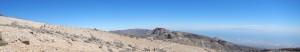 Abstieg vom Guajara