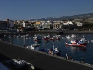Hafen von Playa San Juan
