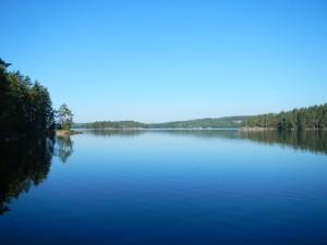 Blick von der Insel Långön (2- Übernachtung)