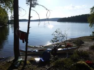 Insel Långön (2- Übernachtung)